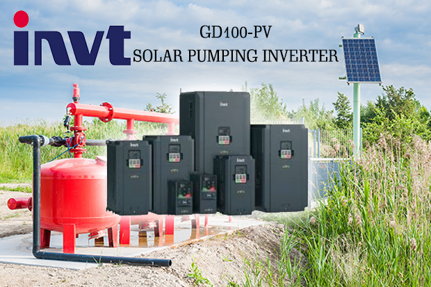 INVT GD100-PV Solar Pump Inverter