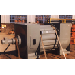 550kW 875rpm 570AV DC Motor – Cement Mill