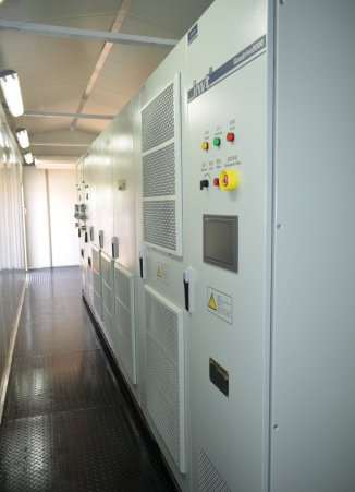 INVT GD5000 MV AC VARIABLE SPEED DRIVE