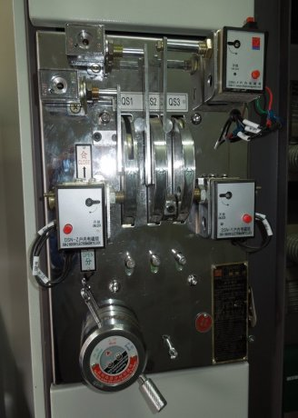 GD 5000 MV VSD CASTELL LOCK OUT