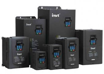 INVT GD300 VARIABLE SPEED DRIVE