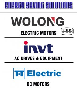 WEM Electric Motors & Drives Top Banner